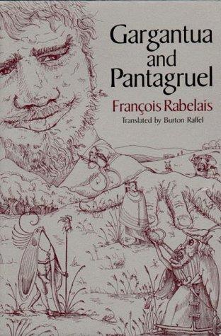 Gargantua and Pantagruel  Reprint edition cover