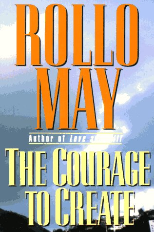 Courage to Create   1975 (Reprint) edition cover