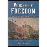 Voices of Freedom A Documentary History 2nd 2007 edition cover