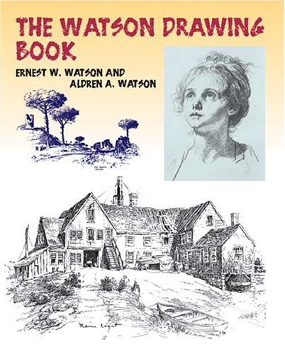 Watson Drawing Book   2003 9780486426068 Front Cover