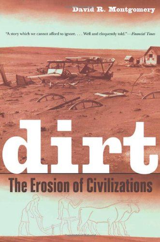 Dirt The Erosion of Civilizations  2008 edition cover
