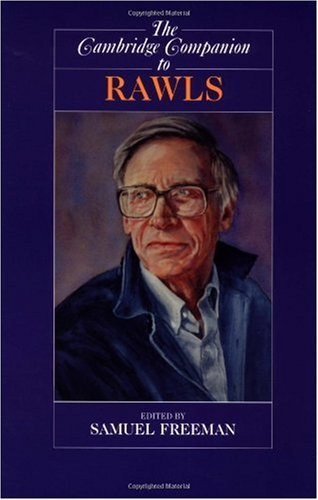 Cambridge Companion to Rawls   2002 9780521657068 Front Cover
