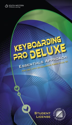 Checkpro Individual License User's Guide for VanHuss/Forde/Woo/Hefferin's Complete Course Keyboarding and Format Essentials, Lessons 1-120, 2nd  2nd 2008 9780538730068 Front Cover