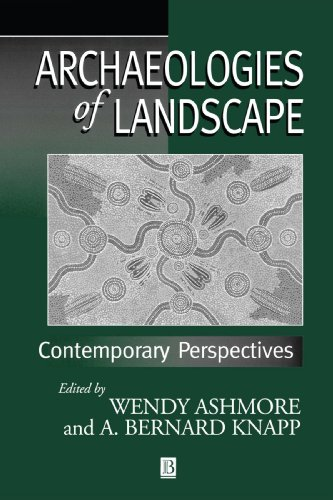 Archaeologies of Landscape Contemporary Perspectives  1999 edition cover