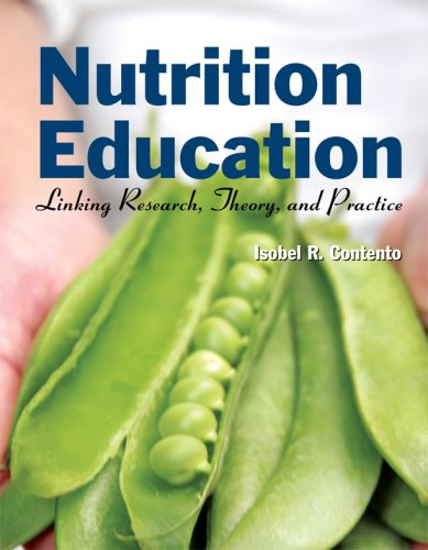 Nutrition Education Linking Reseearch, Theory, and Practice  2007 edition cover