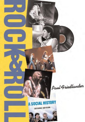 Rock and Roll A Social History 2nd 2006 edition cover