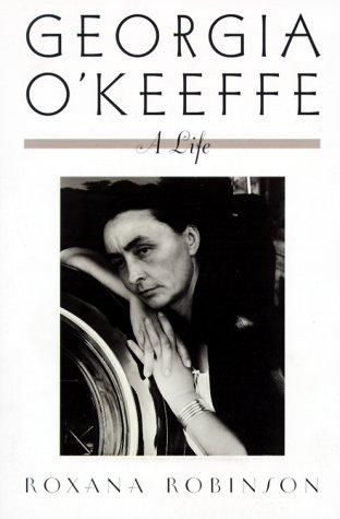 Georgia O'Keeffe A Life Reprint 9780874519068 Front Cover