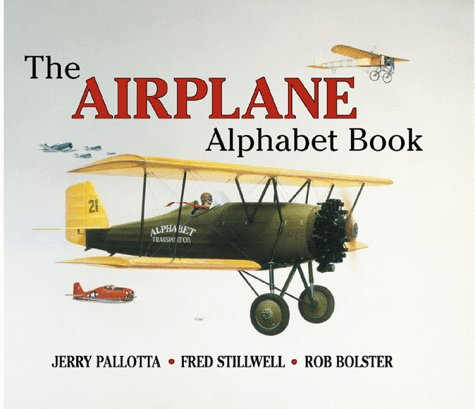 Airplane Alphabet Book  N/A 9780881069068 Front Cover