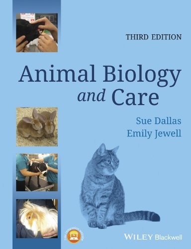 Animal Biology and Care  3rd 2014 edition cover