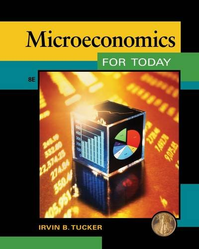 Microeconomics for Today  8th 2014 edition cover