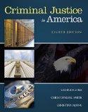 Criminal Justice in America:   2015 edition cover