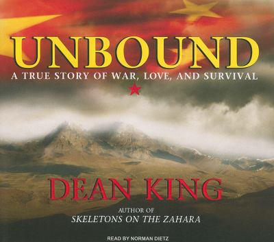 Unbound: The True Story of War, Love, and Survival, Library Edition  2010 edition cover
