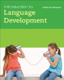 Introduction to Language Development   2014 edition cover