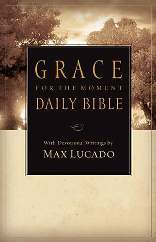 NCV Grace for the Moment Daily Bible   2009 edition cover
