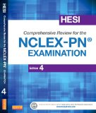 HESI Comprehensive Review for the NCLEX-PN� Examination  4th 2014 edition cover