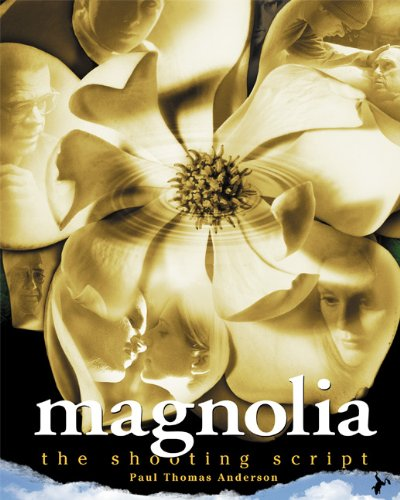 Magnolia The Shooting Script  2000 edition cover