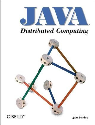 Java Distributed Computing   1998 (Reprint) 9781565922068 Front Cover
