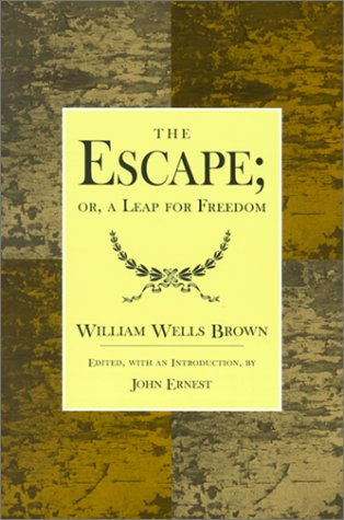 Escape A Leap for Freedom  2001 edition cover