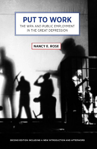 Put to Work The WPA and Public Employment in the Great Depression 2nd 2009 (Revised) edition cover