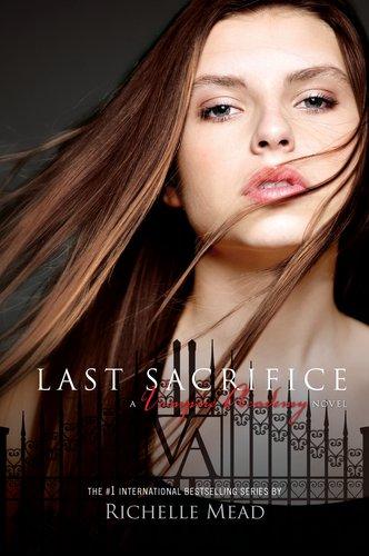 Last Sacrifice   2010 edition cover