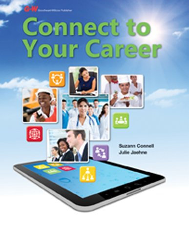 Connect to Your Career   2015 edition cover