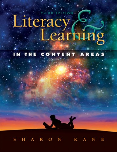 Literacy and Learning in Content Areas 3E  3rd 2010 (Revised) edition cover