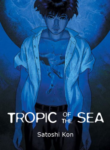 Tropic of the Sea   2013 9781939130068 Front Cover