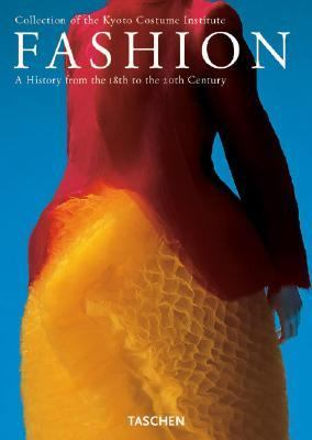 Fashion The Collection of the Kyoto Costume Institute  2002 edition cover