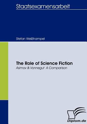 Role of Science Fiction  2008 9783836660068 Front Cover