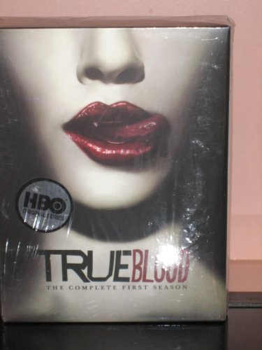 True Blood: The Complete First Season (2009) System.Collections.Generic.List`1[System.String] artwork