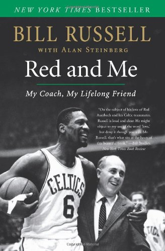 Red and Me My Coach, My Lifelong Friend N/A 9780061792069 Front Cover