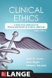 Clinical Ethics: A Practical Approach to Ethical Decisions in Clinical Medicine, 8e  2015 edition cover