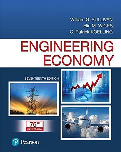 Engineering Economy:   2018 9780134870069 Front Cover