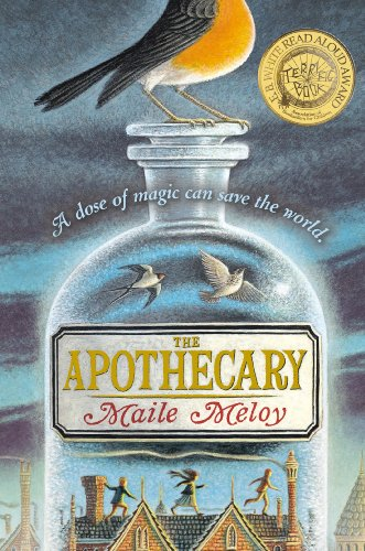 Apothecary  N/A edition cover