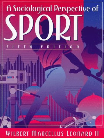 Sociological Perspective of Sport  5th 1998 edition cover