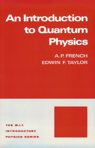 Introduction to Quantum Physics   1978 edition cover