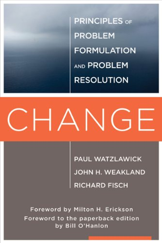Change Principles of Problem Formulation and Problem Resolution  2011 edition cover