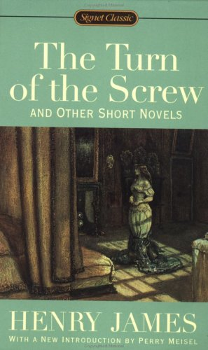Turn of the Screw and Other Short Novels   1995 (Revised) edition cover