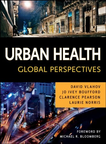 Urban Health Global Perspectives  2011 edition cover