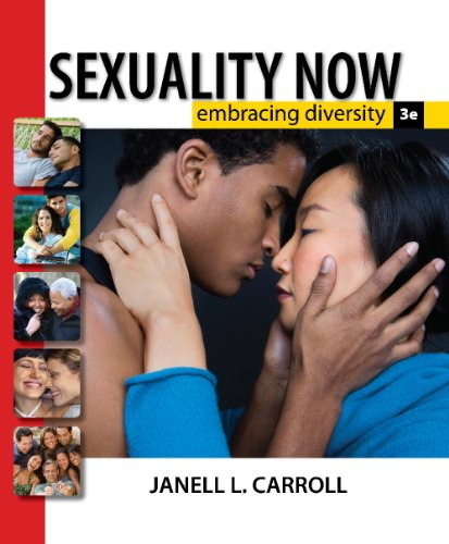 Sexuality Now Embracing Diversity 3rd 2010 edition cover