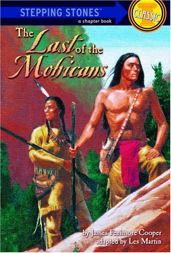 Last of the Mohicans   2005 (Adapted) edition cover