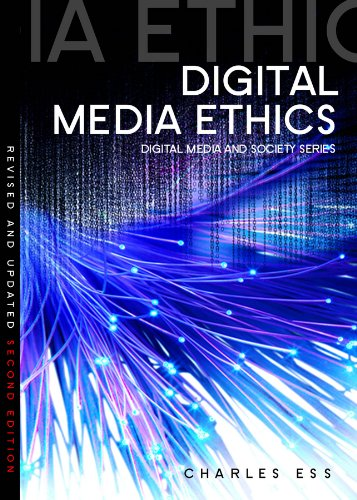 Digital Media Ethics  2nd 2013 edition cover