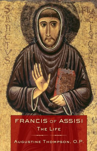 Francis of Assisi The Life  2013 edition cover