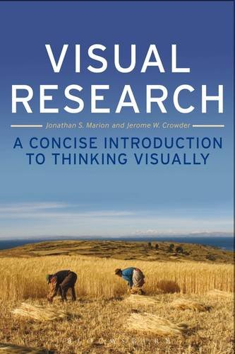 Visual Research A Concise Introduction to Thinking Visually  2013 edition cover