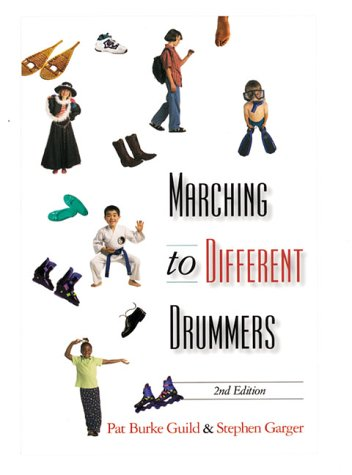 Marching to Different Drummers  2nd 1998 9780871203069 Front Cover