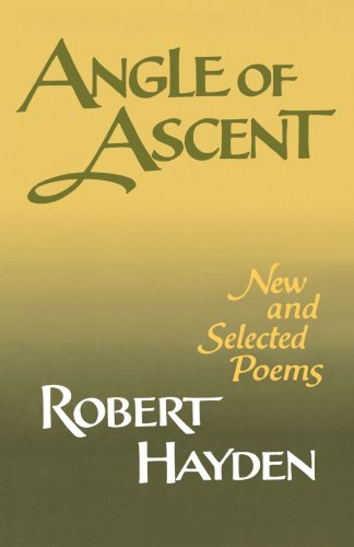 Angle of Ascent New and Selected Poems  1975 9780871401069 Front Cover