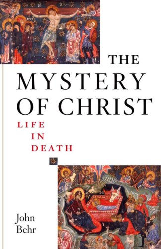 Mystery of Christ Life in Death  2006 edition cover