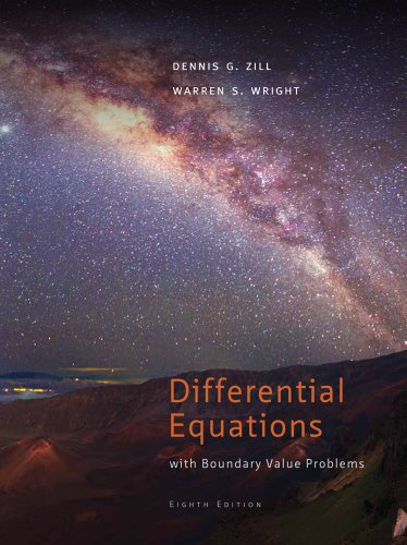 Differential Equations with Boundary-Value Problems  8th 2013 edition cover