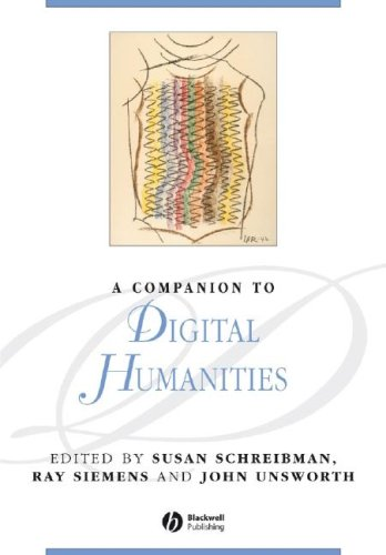 Companion to Digital Humanities   2004 edition cover
