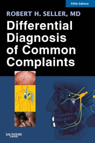 Differential Diagnosis of Common Complaints  5th 2007 edition cover